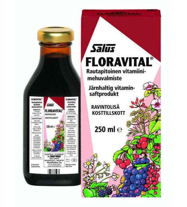 Salus Floravital 250 ml rautavalmiste