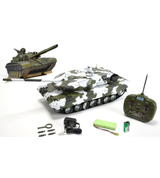 Carson 1:16 Leopard 2A6 2.4G 100% RTR