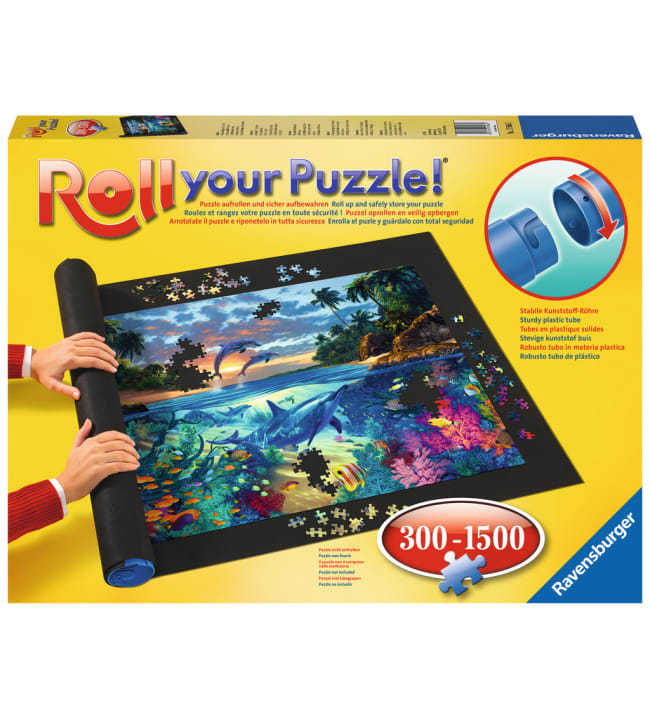 Ravensburger Roll Your Puzzle 300-1500p palapelimatto