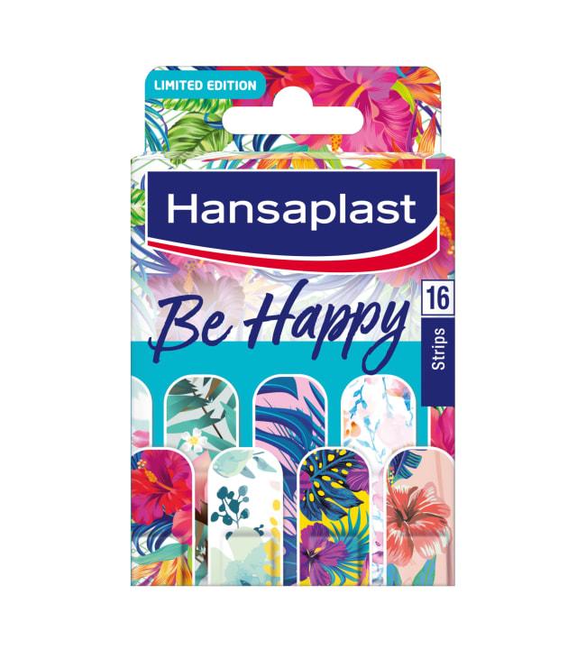 Hansaplast Be Happy 16 kpl laastari