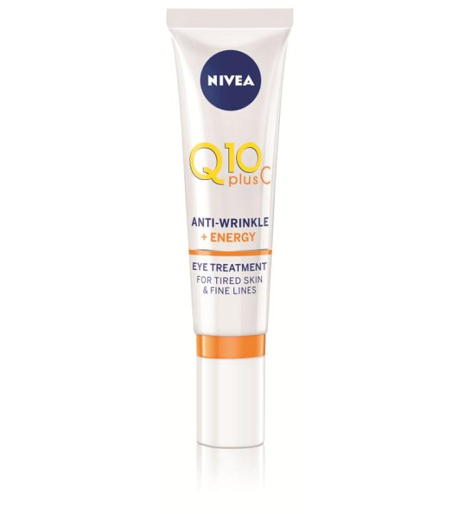 NIVEA Q10plusC Anti-Wrinkle Energy Eye Treatment -silmänympärysvoide