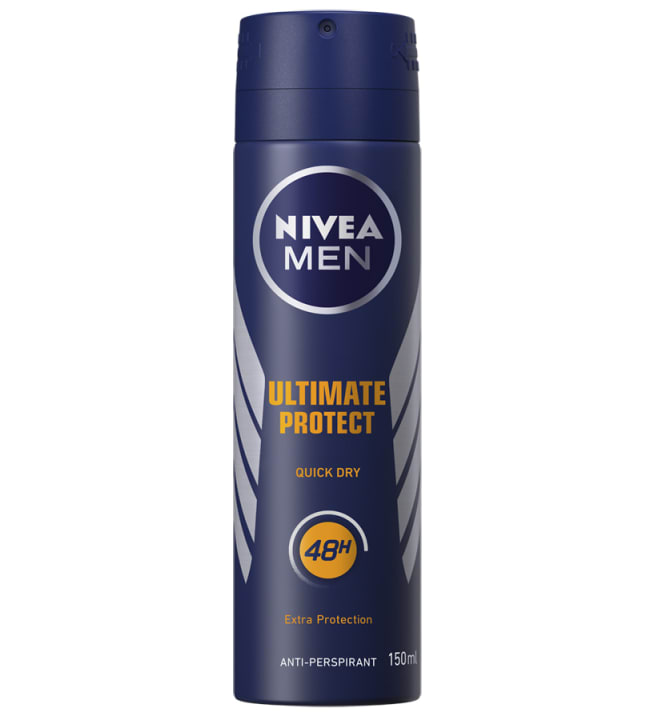 Nivea Men Stress Protect Spray 150 ml suihkeantiperspirantti