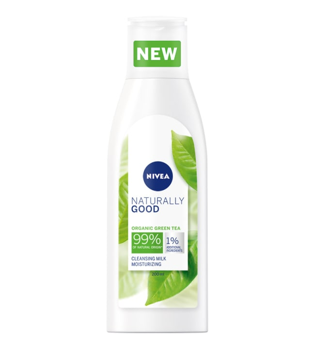 Nivea Naturally Good Cleansing Toner 200 ml kasvovesi