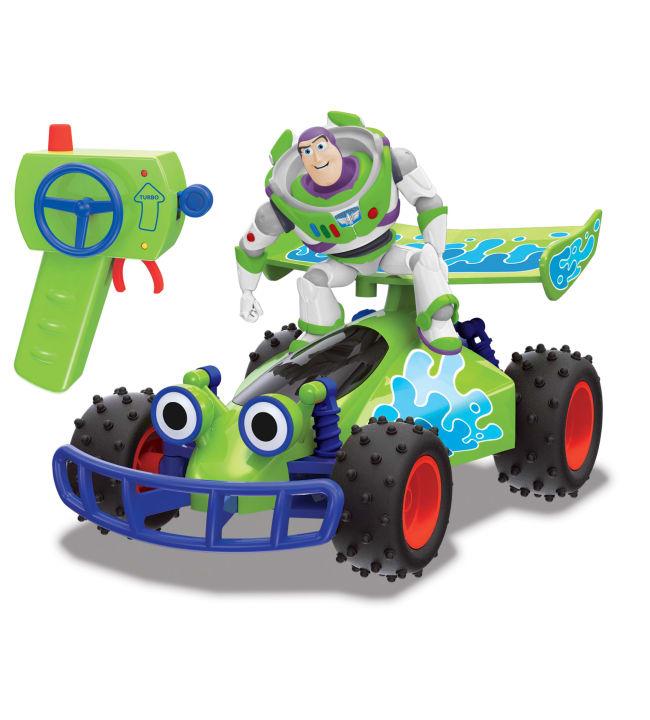 Toy Story 4 RC Buzz radio-ohjattava auto