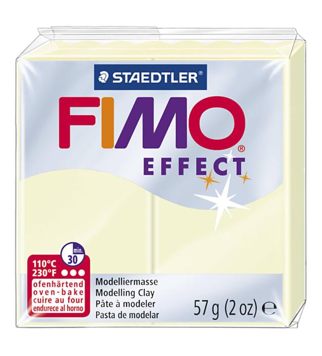 Staedtler Fimo noctilucen pimeässä hohtava askartelumassa