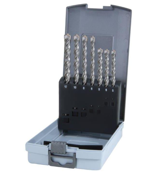 Ruko 205246RO 5-12mm kiviseinäporasarja