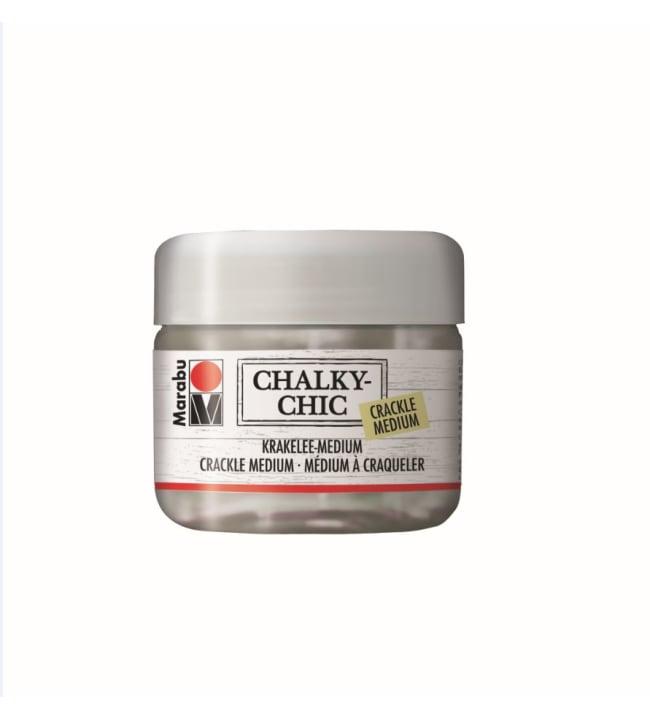 Marabu Chalkychic crackle medium 840 225 ml krakleerausaine