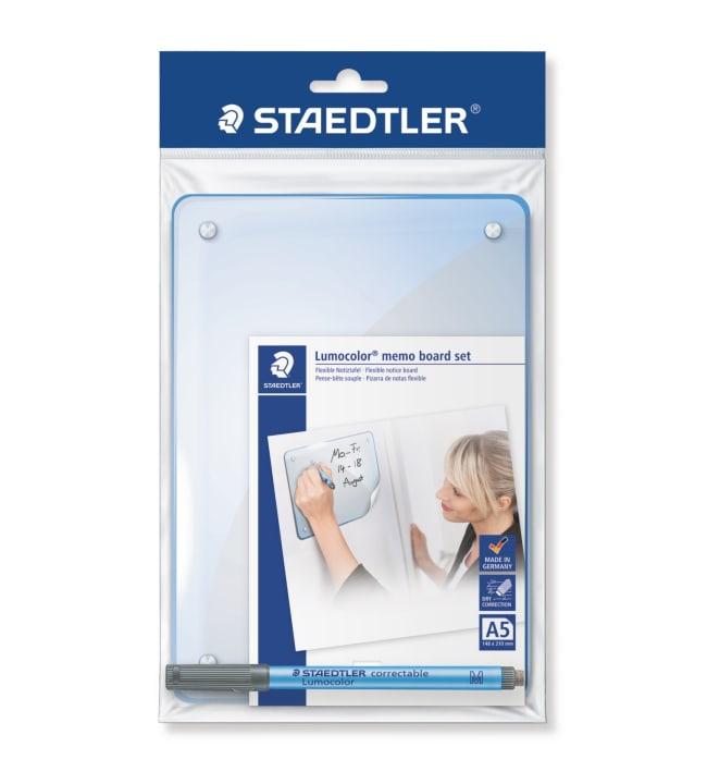 Staedtler Memo Board A5+kynä