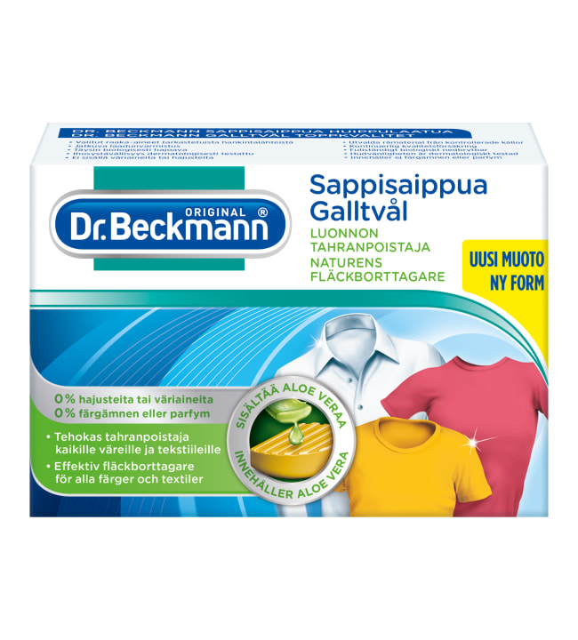 Dr. Beckmann 100 g sappisaippua