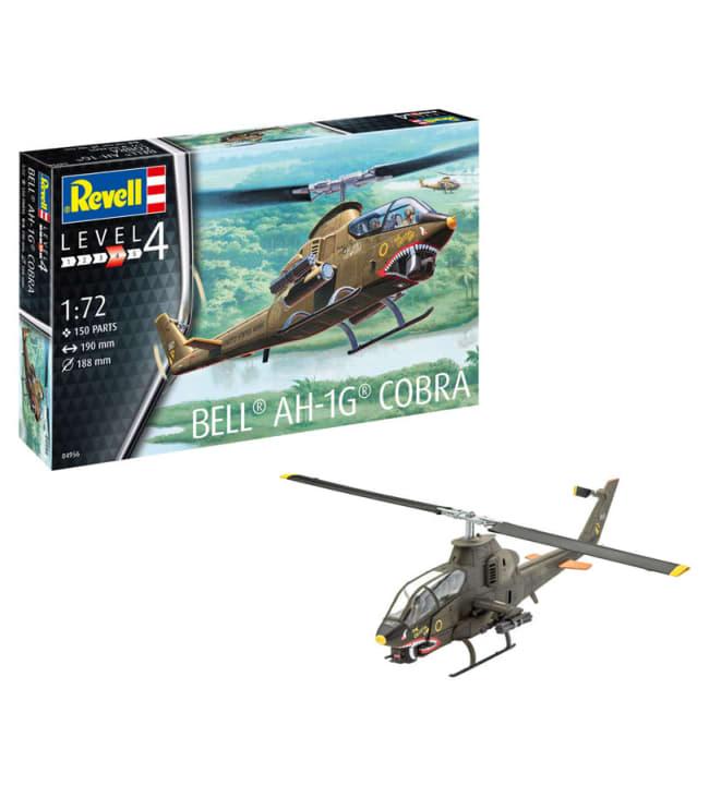 Revell Bell AH-1G Cobra pienoismalli
