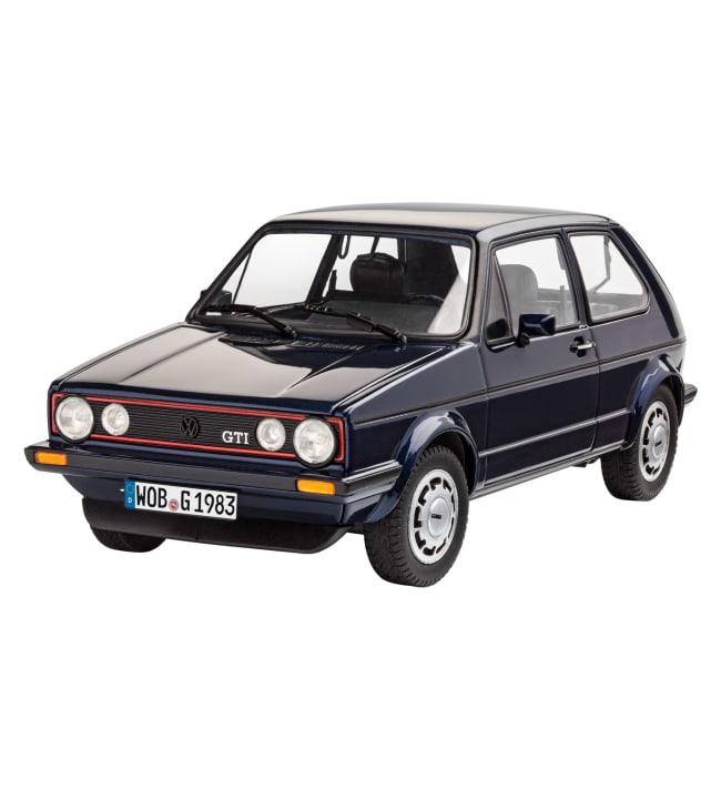 Revell 35 Years VW Golf 1 GTi Pirelli 1:24 pienoismalli