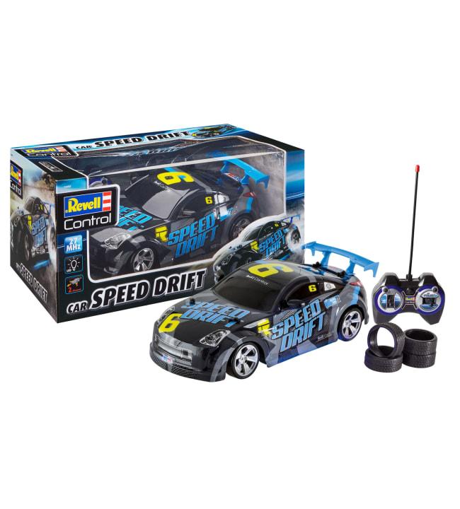 Revell RC Drift Car Speed Drift radio-ohjattava auto