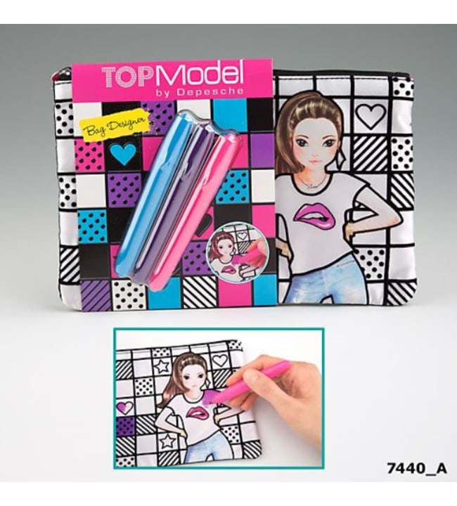 TOPModel 7440 Väritä-itse-penaalisi
