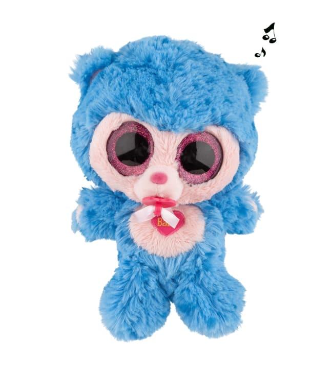 Babymoomis Pehmo 18 cm, sininen