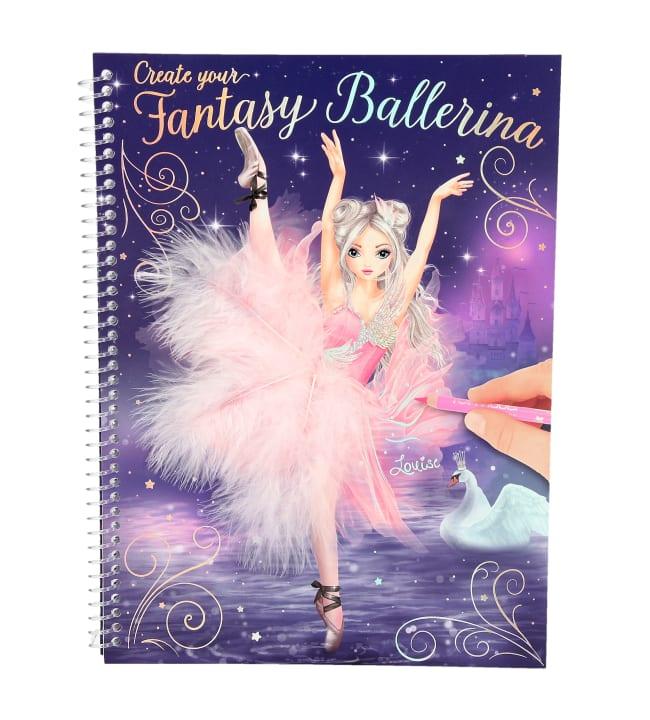 Fantasy Suunnittelukirja Baletti