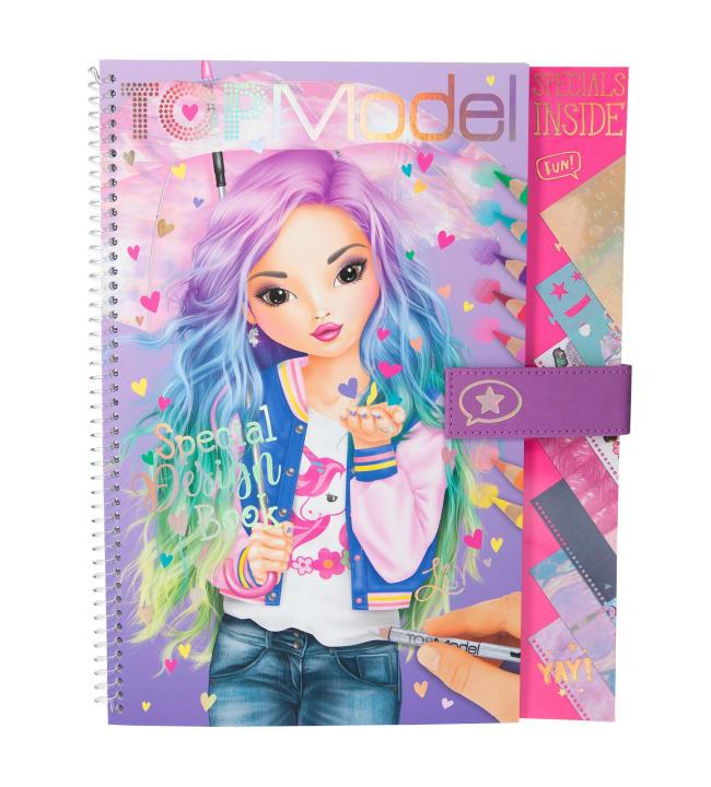 TOPModel Special suunnittelukirja