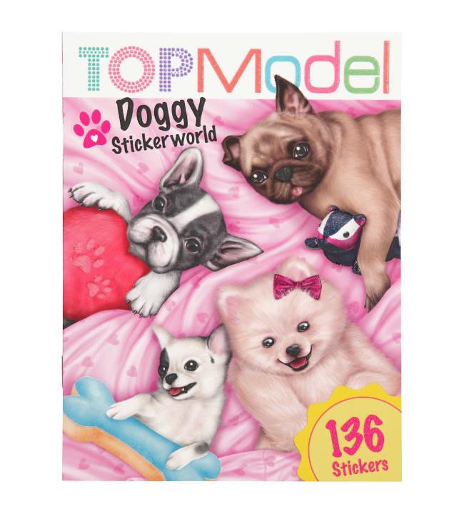 TOPModel Doggy Mini stickerworld