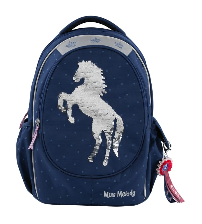 Miss Melody sininen koulureppu