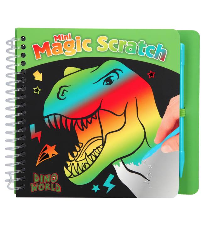 Dino World Miniraaputuskirja
