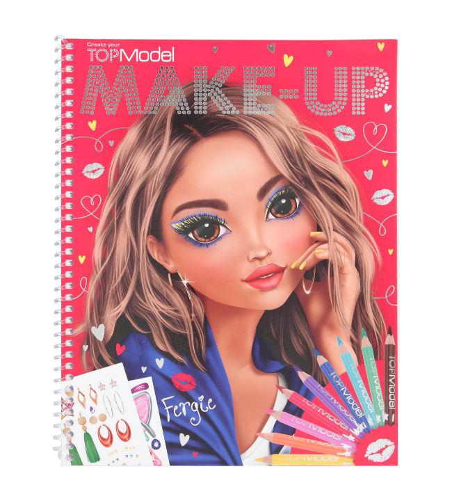 TOPModel Make-Up suunnittelukirja