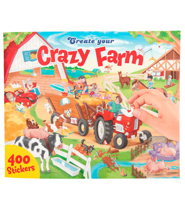 Create your Funny Farm tarrakirja