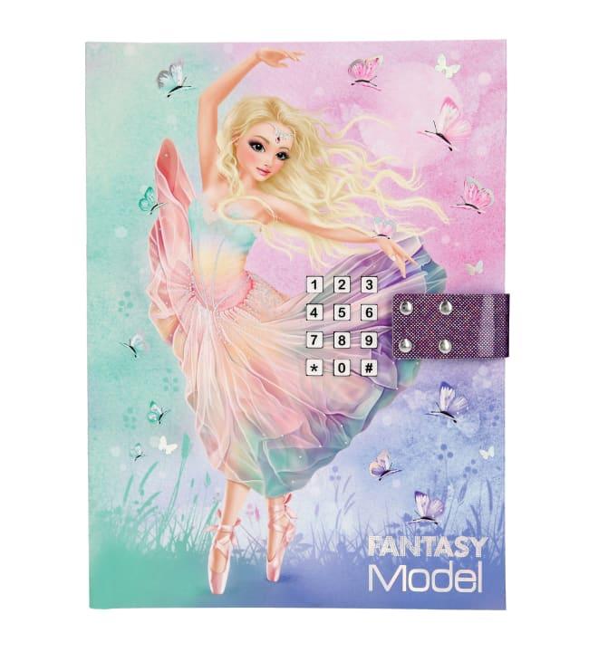 FantasyModel Baletti koodillinen ja soiva päiväkirja