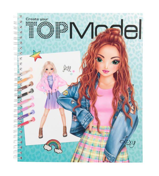 TOPModel Suunnittelukirja