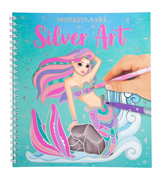 FantasyModel Silver Art suunnittelukirja