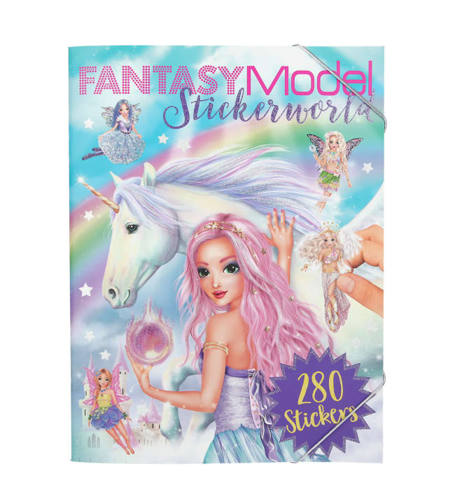 FantasyModel Stickerworld