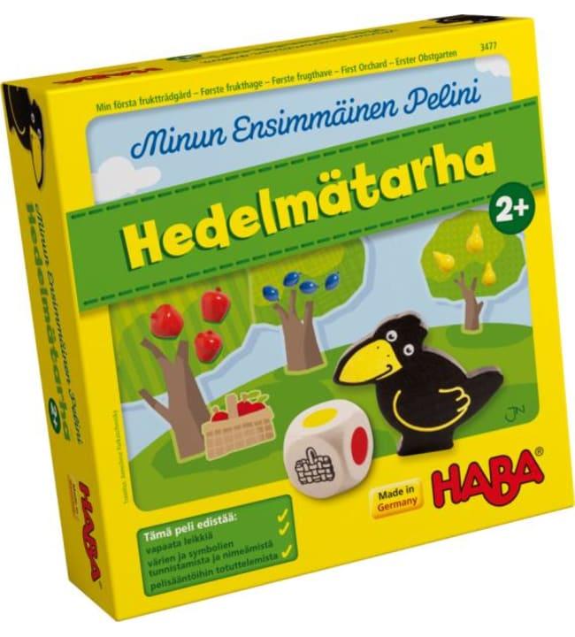Haba Minun ensimmäinen pelini: Hedelmätarha