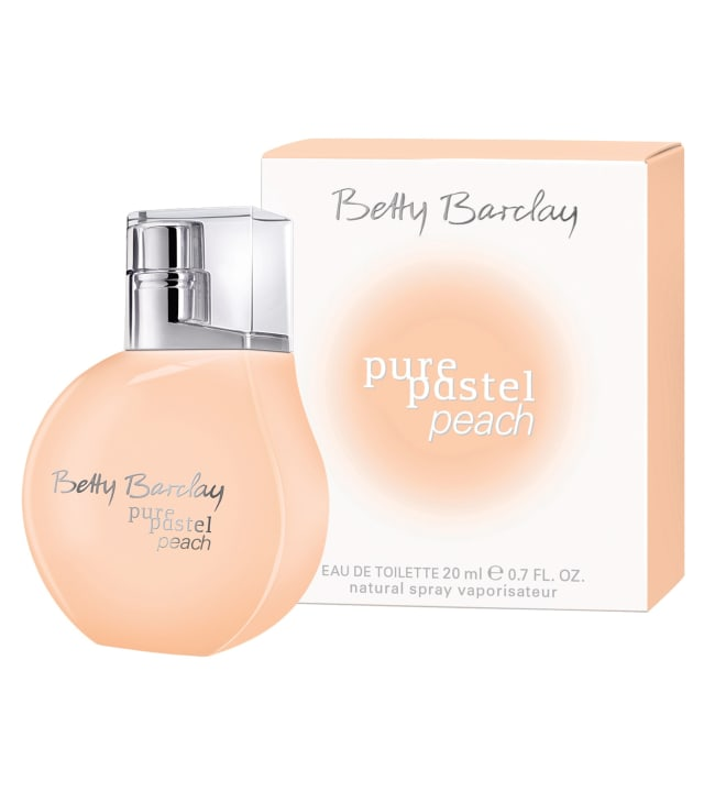 Betty Barclay Pure Pastel Peach Edt 20 ml naisten parfyymi