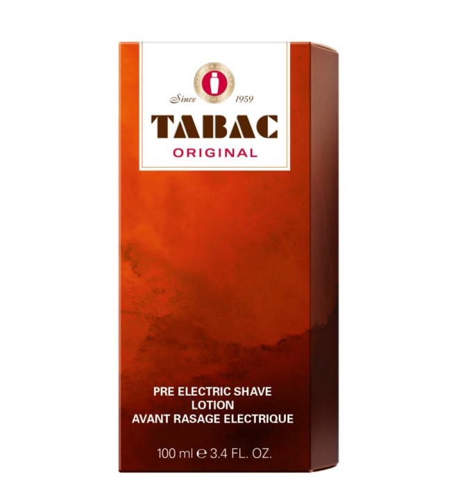 Tabac Original Pre Electric 100 ml shave lotion