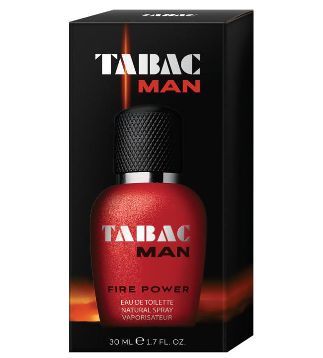 Tabac Man Fire Power EdT 30 ml miesten deodoranttispray