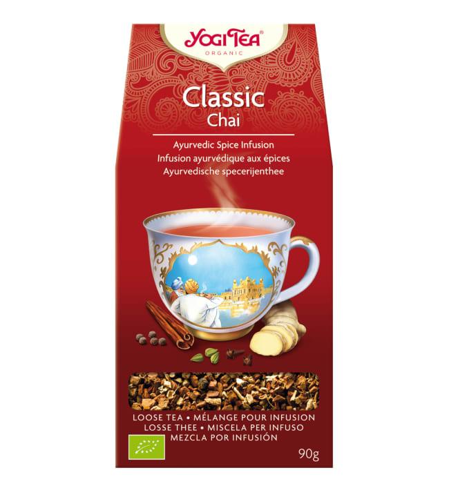 Yogi Tea Classic Chai 90 g luomu irtotee