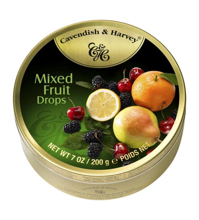 Cavendish & Harvey 200 g perinteinen hedelmäkaramelli