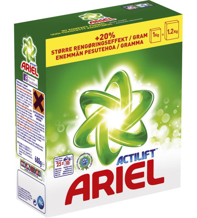 Ariel White pyykinpesujauhe