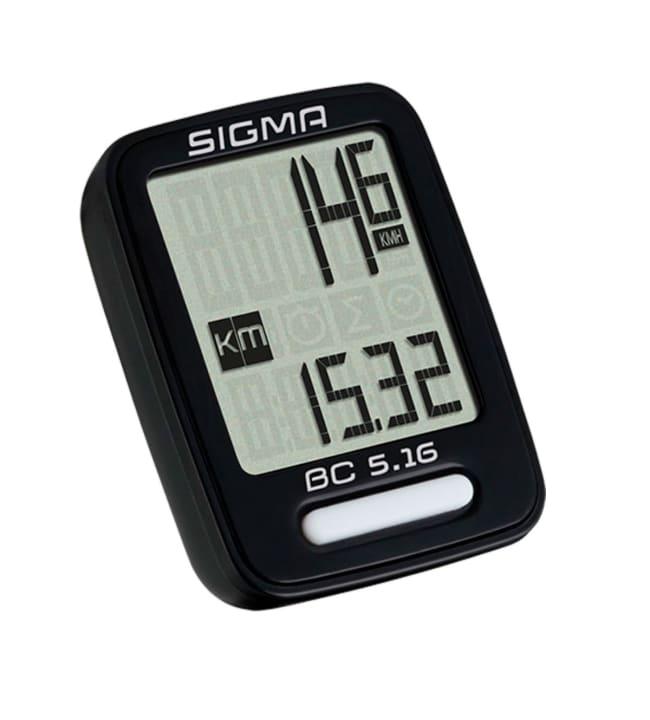 Sigma BC 5.16 polkypyörän mittari