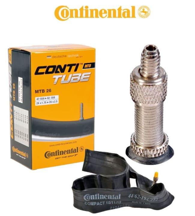"""Continental 24"""" 32/47-507/544 pikaventtiili 40 mm sisärengas"""