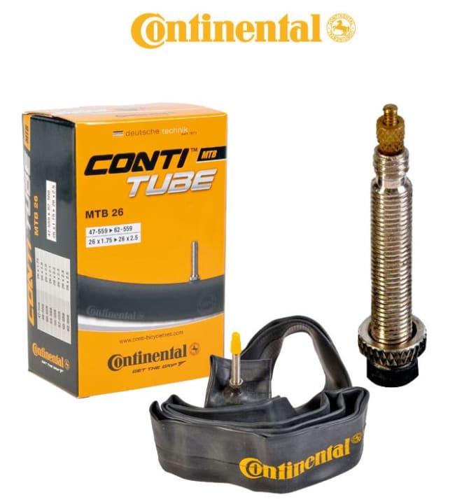 "Continental 26"" 47/62-559 prestaventtiili 42 mm sisärengas"