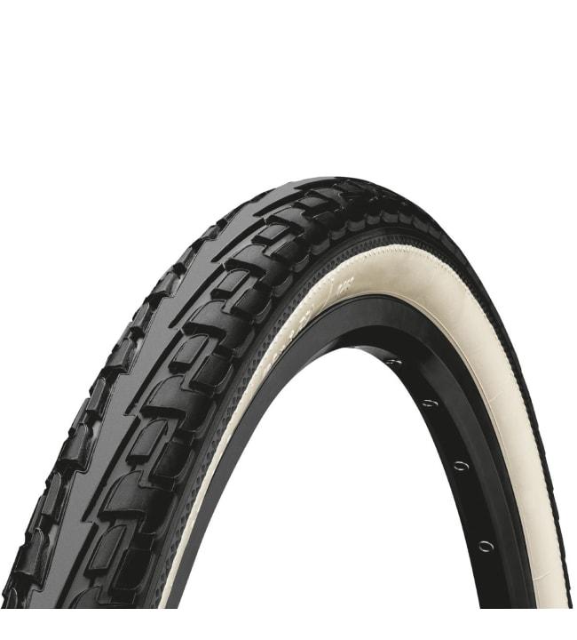 "Continental Ride Tour Ur 24"" 47-507 musta/valkoinen rengas"