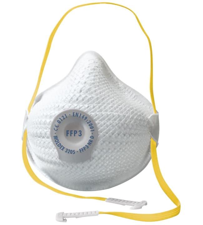 Moldex Air FFP3 10kpl hengityssuojain venttiilillä