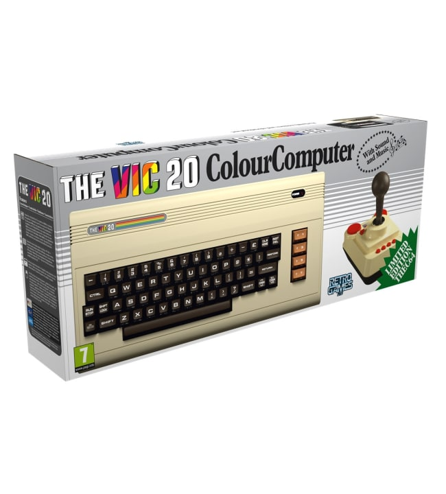 The VIC-20 Colour Computer retrokonsoli