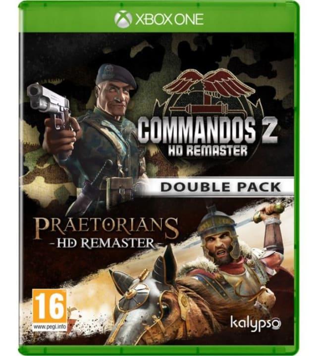 Commandos 2 & Praetorians: HD Remaster Double Pack Xbone
