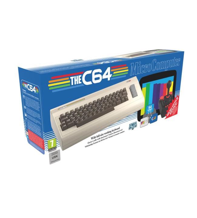 The C64 Micro Computer retrokonsoli