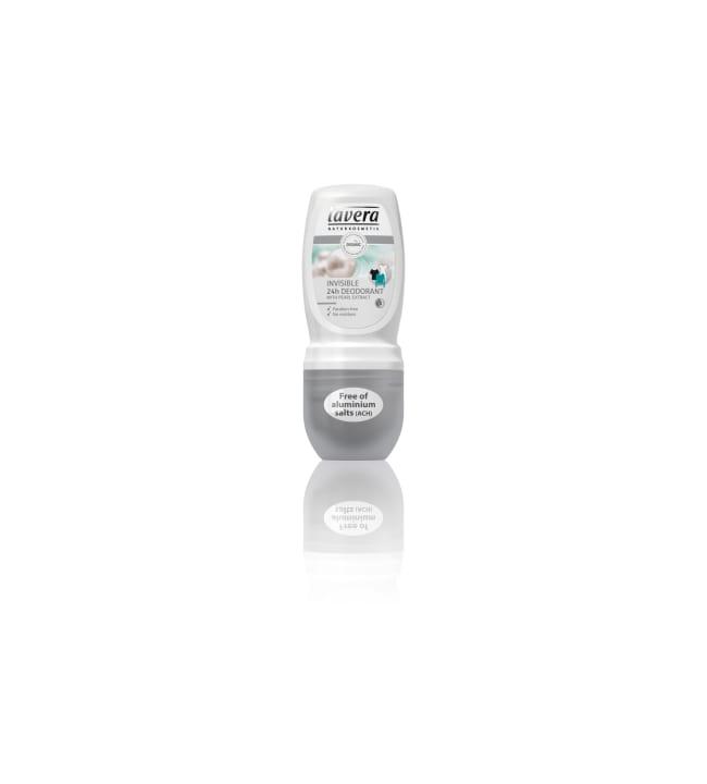 Lavera 50 ml Invisible roll-on deodorantti
