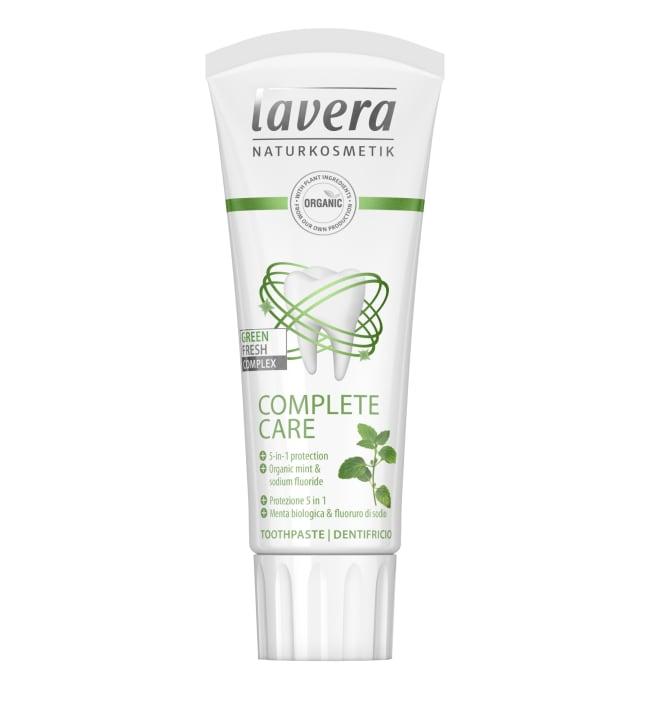 Lavera Complete Care Mint 75 g hammastahna