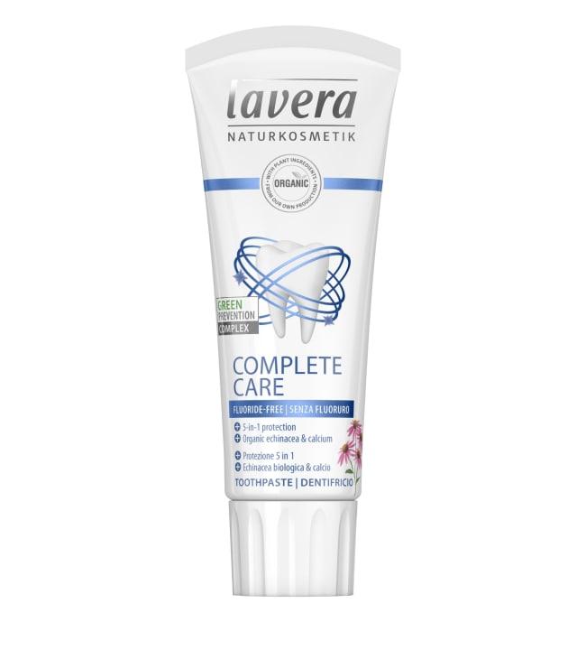 Lavera Complete Care Fluoride-Free 75 g hammastahna