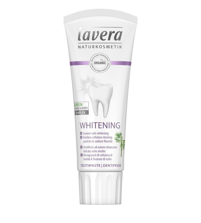 Lavera Whitening 75 g hammastahna