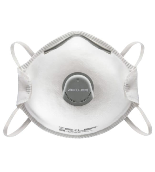 Zekler 1302V FFP2V 3kpl hengityssuojain venttiilillä