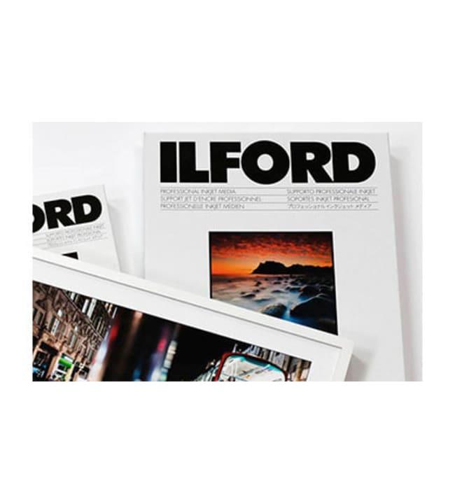 Ilford Omnijet Studio Satin A4/50 kpl valokuvapaperi